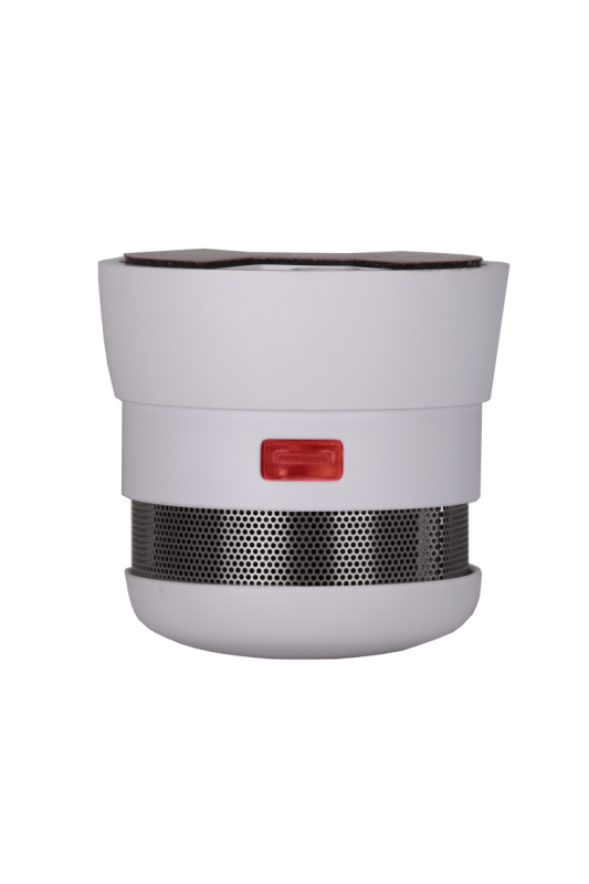 mini rauchmelder cautiex photoelektrisch inkl 10 jahres batterie le. Black Bedroom Furniture Sets. Home Design Ideas