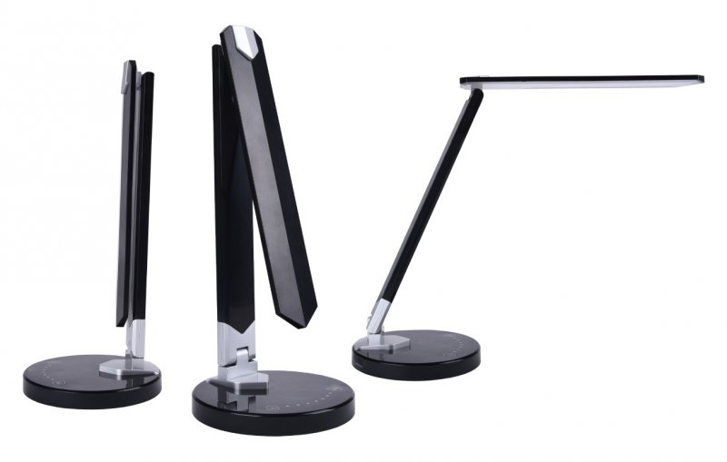 Design Schreibtischleuchte led design schreibtischleuchte mit touch bedienung farbwechsel usb sc