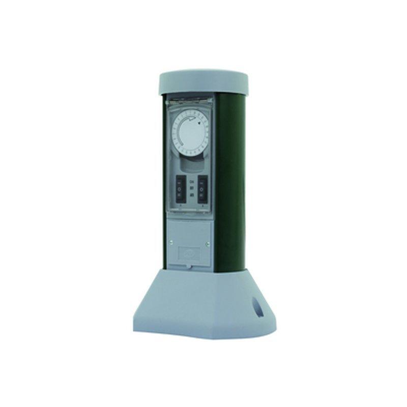 Ritos LED's Garden Zeitschaltuhr für Garten