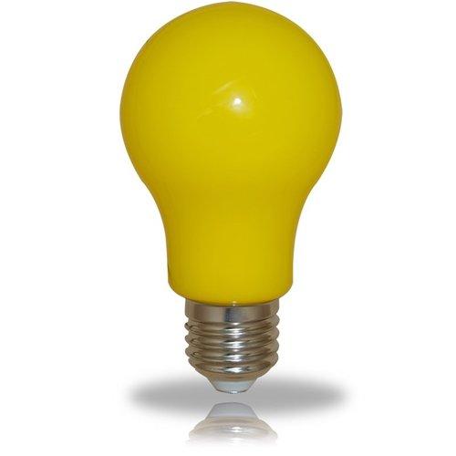NCC LED Birnenform Anti Insekten E27 5W Gelb