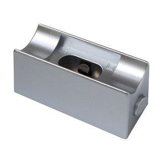 Fassung Linienlampe für Osram Linestra Ralina 35W /& 60W Sockel Schalter silber