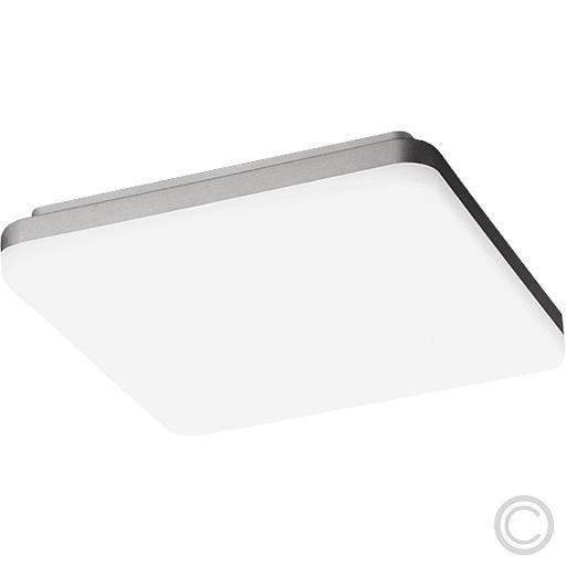 Spittler LED-Kunststoffleuchte 17W - 1290lm 3000K 210x210mm