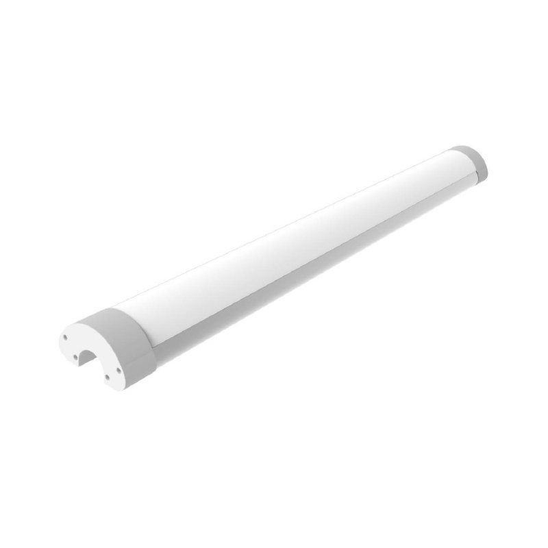Feuchtraumleuchte LED Linear Tri-Proof 20W 2400lm 6000K 630mm