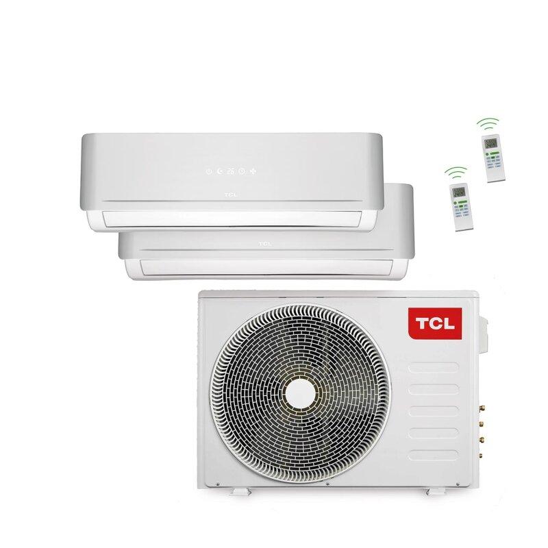 TCL Duo Split-Klimaanlage 18.000 BTU A++/A+, ohne Quick Connection
